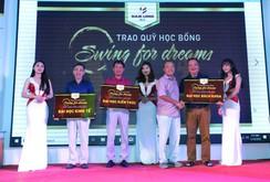 """""""Nam Long Friendship Golf Tournament 2018"""" gây quỹ cho sinh viên nghèo, hiếu học."""
