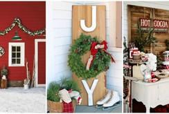Gợi ý trang trí Noel cho văn phòng công ty đẹp và ấn tượng nhất