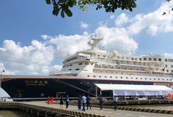 TP HCM đón tàu Thanh niên Đông Nam Á và Nhật Bản