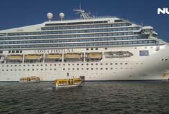 Tàu chở hơn 4.000 khách du lịch đến Phú Quốc