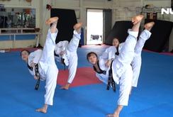 """Ghi nhanh: Taekwondo Việt Nam mong """"giải hạn"""" HCV ở Á vận hội"""