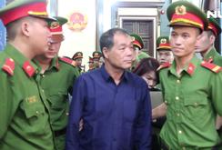 Đại án VNCB: Phạm Công Danh lãnh 30 năm tù, Trầm Bê 4 năm tù