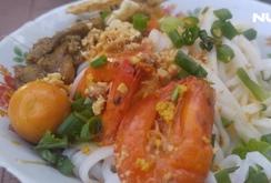 Phóng sự: Mì Quảng Phú Chiêm, món quê nức tiếng