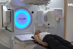 Ghi nhanh: Hệ thống xạ trị ung thư hiện đại nhất thế giới đã có tại BV Chợ Rẫy