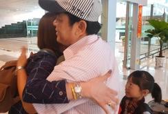 Ghi nhanh: Xúc động đón cô dâu Việt từ Đài Loan về quê ăn Tết