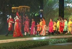 Ấn tượng đêm khai mạc Lễ hội Áo dài 2018