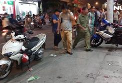 Truy đuổi nhóm cướp giật, 2 thanh niên bị đâm trọng thương