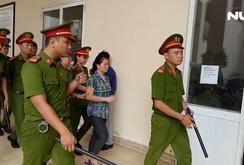 Vụ giết chồng, chặt xác phi tang: Bị cáo Hồng Diễm lãnh án chung thân
