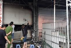 Cháy lớn tại Đắk Lắk, 2 người chết