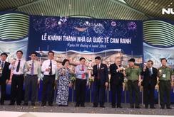 Ngắm nhà ga quốc tế Cam Ranh gần 4.000 tỉ đồng
