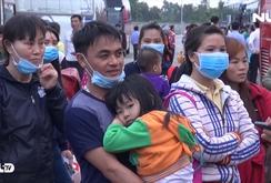 Tặng 37.000 vé xe cho công nhân về quê đón Tết Mậu Tuất