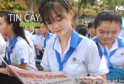 Tư vấn tuyển sinh ở  Bình Dương: Thí sinh quan tâm cơ hội việc làm sau khi ra trường