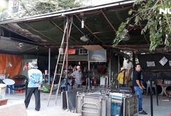 Dân tự nguyện tháo dỡ vật dụng cản trở công tác PCCC