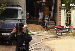 Rò rỉ khí gas, hơn 10 công nhân ngất xỉu