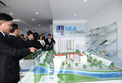 SeaHoldings và Công ty Xây dựng Phước Thành ký kết hợp tác đầu tư