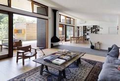 """""""Phát sốt"""" với những ngôi nhà tuyệt đẹp ít sử dụng năng lượng"""