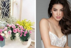 Cận cảnh căn hộ xinh đẹp của Hoa hậu Phạm Hương