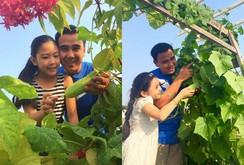 Khám phá vườn bốn mùa trong biệt thự của Quyền Linh