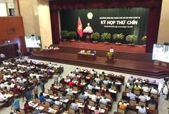 Kỳ họp thứ 9 HĐND TP HCM khóa IX: Cần công khai đấu giá các khu đất công