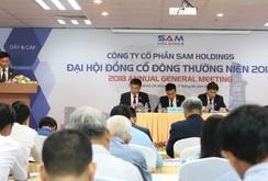 SAM Holdings lợi nhuận 4 lần sau 1 năm tái cấu trúc