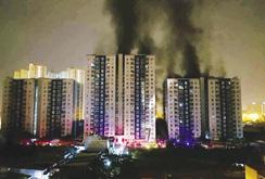 Thị trường căn hộ vẫn tăng trưởng tốt sau lo ngại từ vụ cháy Carina