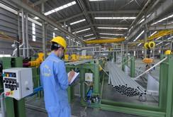 Tập đoàn Hoa Sen ra mắt ống kẽm nhúng nóng