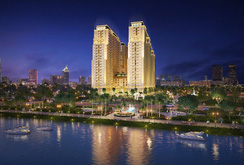 Nhà Mơ ra mắt tháp Sapphire tại dự án Dream Home Riverside.