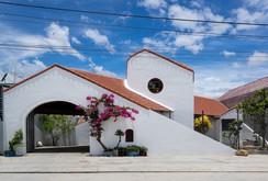 Ngôi nhà quê đẹp như tranh vẽ, ai nhìn thấy cũng phải mê