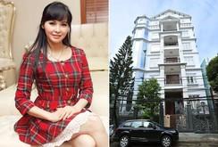 Dinh thự hơn 100 tỷ của ca sĩ Trang Nhung