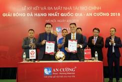 Công ty CP Gỗ An Cường tài trợ chính Giải hạng Nhất Quốc gia 2018