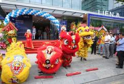 Liên Á ra mắt showroom lớn nhất tại trung tâm TP HCM