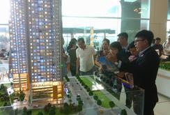 Thị trường bất động sản sụt giảm trong 5 tháng đầu năm