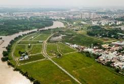 """Dự án KDC kiểu mẫu ở Sài Gòn """"đắp chiếu"""" gần 20 năm"""