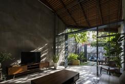 Ngôi nhà cấp 4 đẹp đơn sơ giữa lòng Sài Gòn