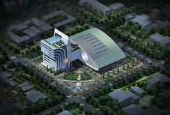 Dự án nhà thi đấu  Phan Đình Phùng đội vốn gấp đôi