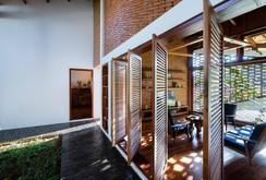 Ngôi nhà mái ngói cấp 4 đẹp như resort khiến nhiều người ước mơ