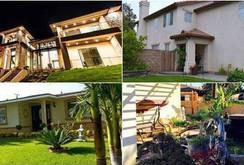 Những biệt thự hàng triệu đô đáng mơ ước của sao Việt tại Mỹ