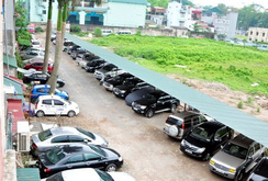 Đà Nẵng đầu tư 5 bãi đỗ xe tạm đường ven biển