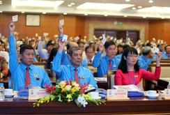 550 đại biểu dự Đại hội Công đoàn TP HCM lần thứ XI