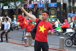 Ghi nhanh: Khán giả dự đoán tỉ số chung kết lượt đi giữa Việt Nam và Malaysia