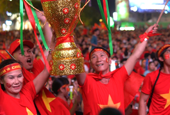 Việt Nam cầm hòa Malaysia, người hâm mộ vững tin chiến thắng trong trận lượt về