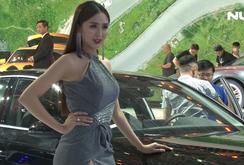 Phóng sự: Ngắm xe siêu đẹp tại Triển lãm ô tô Việt Nam 2018