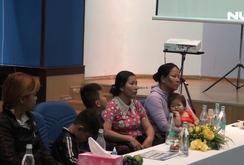 Công bố Quỹ bạn đọc Báo Người Lao Động ủng hộ 3 cháu mồ côi ở Bình Dương