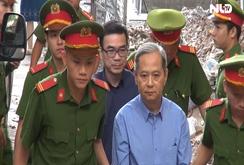 Nguyên Phó Chủ tịch UBND TP HCM Nguyễn Hữu Tín bị tuyên phạt 7 năm tù