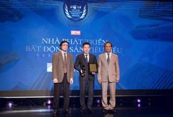 15 doanh nghiệp được trao giải Bất động sản tiêu biểu Việt Nam 2018