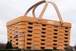 Tòa nhà hình giỏ xách tại Mỹ