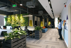 Thiết kế nội thất văn phòng thời 4.0