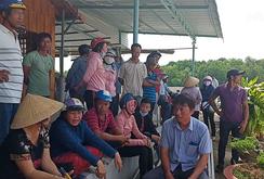 Người dân đề nghị đình chỉ hoạt động cơ sở nghi xả thải làm cá chết
