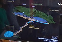 Quảng Bình: Khám phá bí ẩn dưới lòng hang Sơn Đoòng