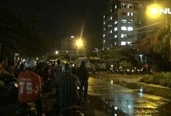 Khám xét trụ sở Alibaba đến khuya, nhiều người hoang mang đến đòi tiền